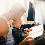 likestilling av mor og far